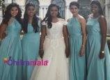 Samantha at her friend marriage function