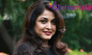 Ramyakrishna in Mahesh Movie