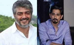 Ajith and Siddharth
