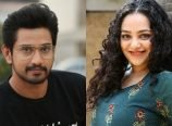 Nithya Menon and Raj Tarun
