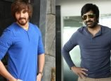 Ravi Teja with Ishaan