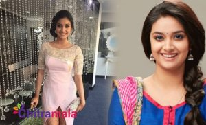 Keerthy Suresh Weight Loss