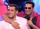 Salman And Akshay