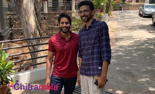 Sekhar Kammula And Chaitu