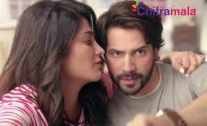 Sruthi and Varun Dhawan