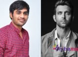 Sujeeth And Hrithik Roshan
