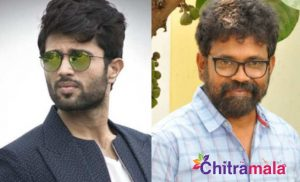 Vijay And Sukumar Teaming Up