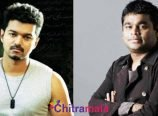 Vijay As Singer