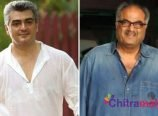 Ajith And Boney Kapoor Work Again